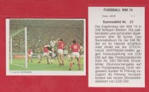 Chile v East Germany Hofmann 57
